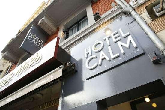lille, hotels lille, lille hotels, se loger à lille, booking lille, calm hotel, hotel calm lille