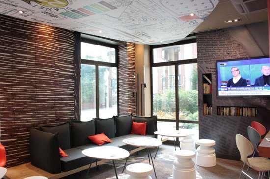 Hotel ibis lille centre gares hotel 3 toiles lille for Garage lille centre