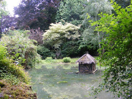 Jardin Vauban Lille