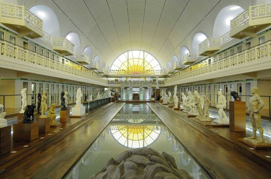 Museum fine arts decorative arts roubaix la piscine for Piscine de france