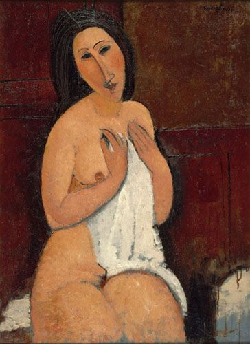 LaM Modigliani