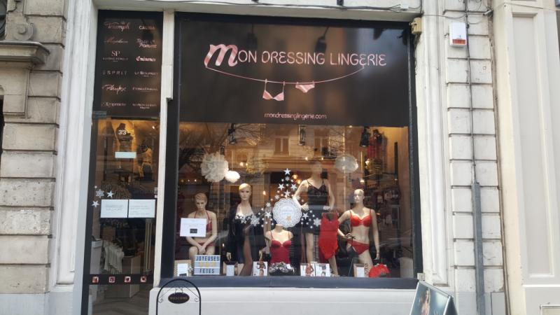 lille, commerce lille, shopping lille, lingerie lille, mon dressing lingerie