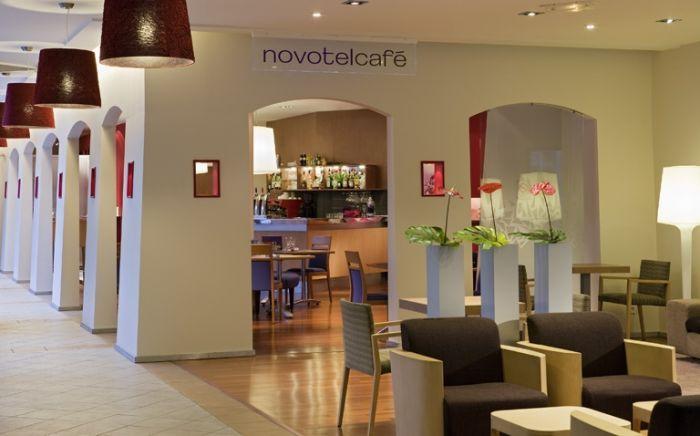 Hotel novotel lille centre gares hotel 4 toiles lille for Garage lille centre