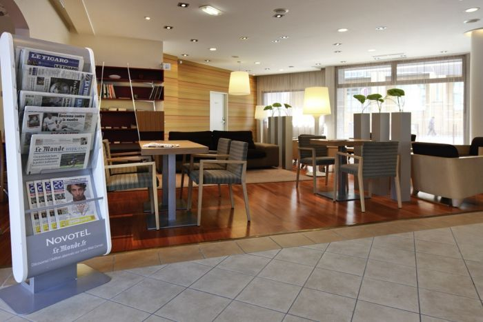 Hotel Novotel Lille Centre Gares