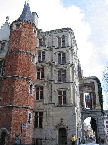 Historic Sites And Monuments Castlechapel Lille The Rihour Palace