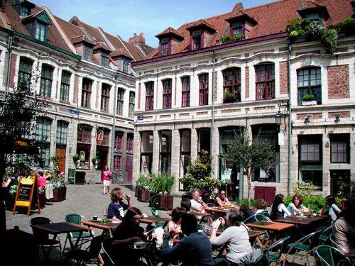 Le Vieux Lille Lille Office De Tourisme Et Des Congrès