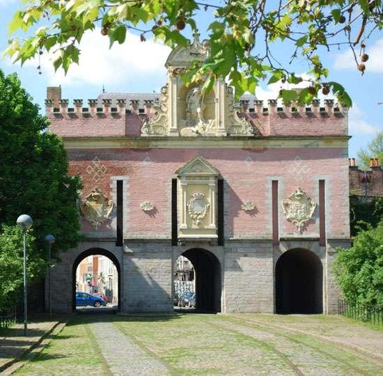lille, roubaix, porte de roubaix, lille porte de roubaix, fortifications de lille, lille fortifications