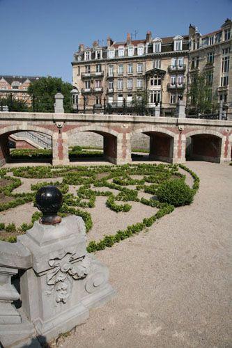 jardin Porte de Paris