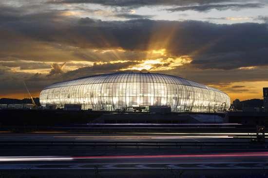 stade Pierre Mauroy Villeneuve d'Ascq