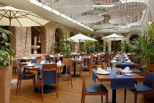 Les Jardins De Serrano Restaurant Lille