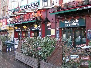 lille, restaurants lille, lille restaurants, brasserie, les 3 brasseurs