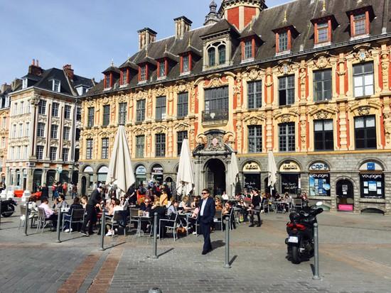 lille, restaurant lille, restaurant la place lille, la place lille, manger à lille, grand place lille, restaurant grand place lille
