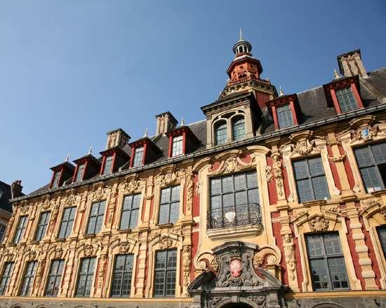 La Vieille Bourse Lille Office De Tourisme Et Des Congrès