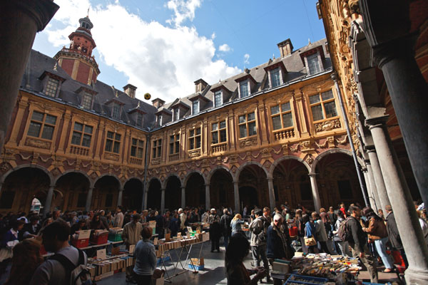 LA VIEILLE BOURSE Lille Office de Tourisme et des Congrs