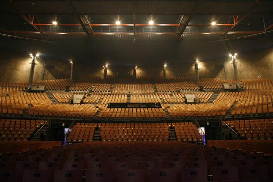 salle de spectacles zenith arena lille avec concert restauration
