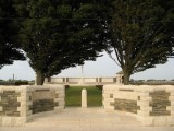 cimetière militaire du Commonwealth