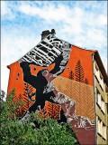lille, lilletourism, hellolille, visiter lille, visites guidées lille, street art, street art lille, collectif renart, M City