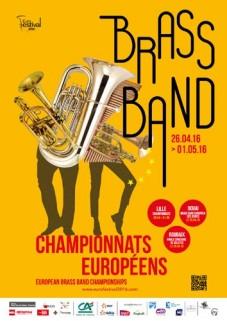 lille, douai, roubaix, tourcoing, brass band, championnats europ�ens de brass band