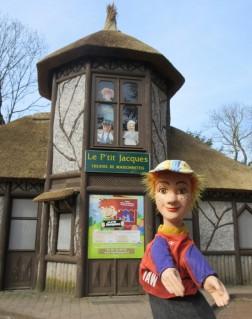 lille, sortir à lille, enfants lille, spectacles enfants lille, marionnettes lille, le p'tit jacques lille, jardin vauban lille