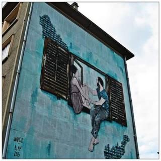 lille, lilletourism, hellolille, visiter lille, visites guidées lille, street art, street art lille, collectif renart, jana et js