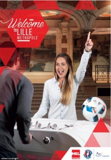 lille, euro 2016, euro, uefa, welcome to lille, mel, championnat europ�en de football