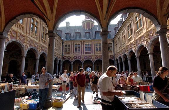 Lille Flea Market