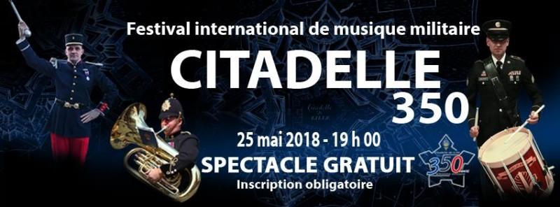 lille, festival lille, citadelle, citadelle lille, vauban, citadelle vauban, festival musique militaire lille