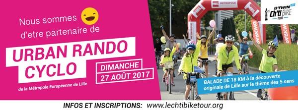 lille, urban rando cyclo lille, btwin chti bike tour