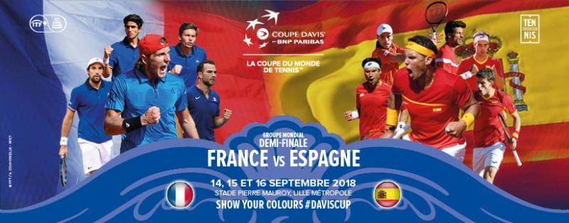 Demi Finale Coupe Davis