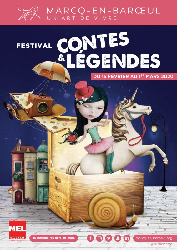 lille, sortir à lille, sortir à marcq en baroeul, hellolille, lilletourism, festival lille, festival contes et légendes marcq en baroeul