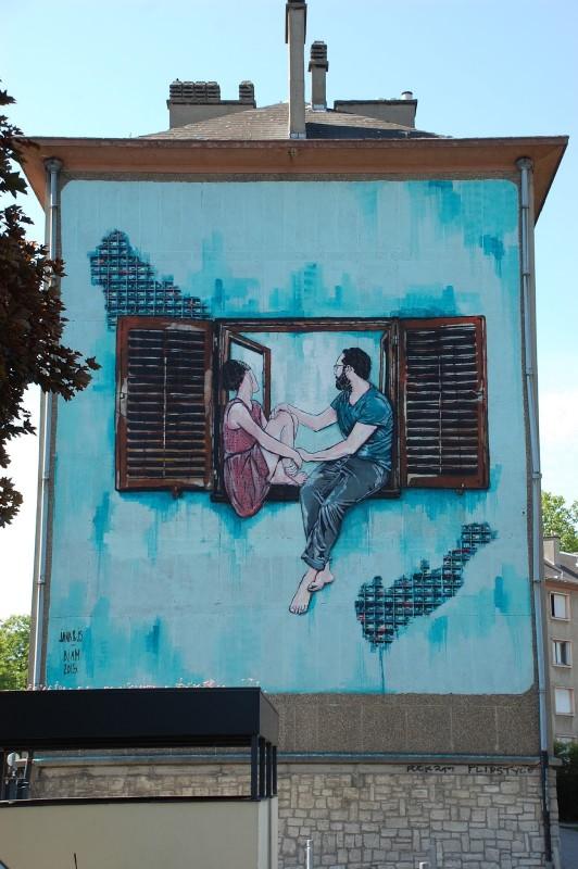 lille, biam, biennale internationale art mural lille, gare saint sauveur lille, michael barek
