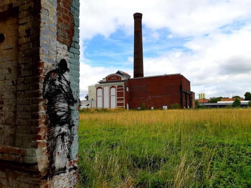 la tossee street art