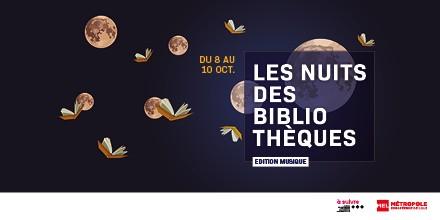 Nuit des bibliothèques