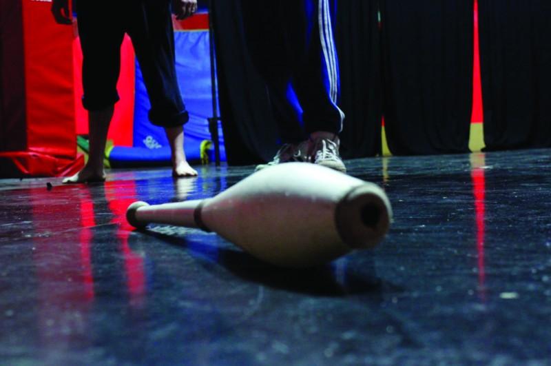 lille, cirque lille, crac lomme, centre régional des arts du cirque lomme, stage noel lille